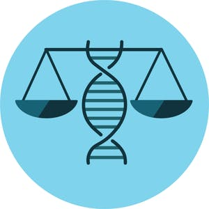 Genomics for Law