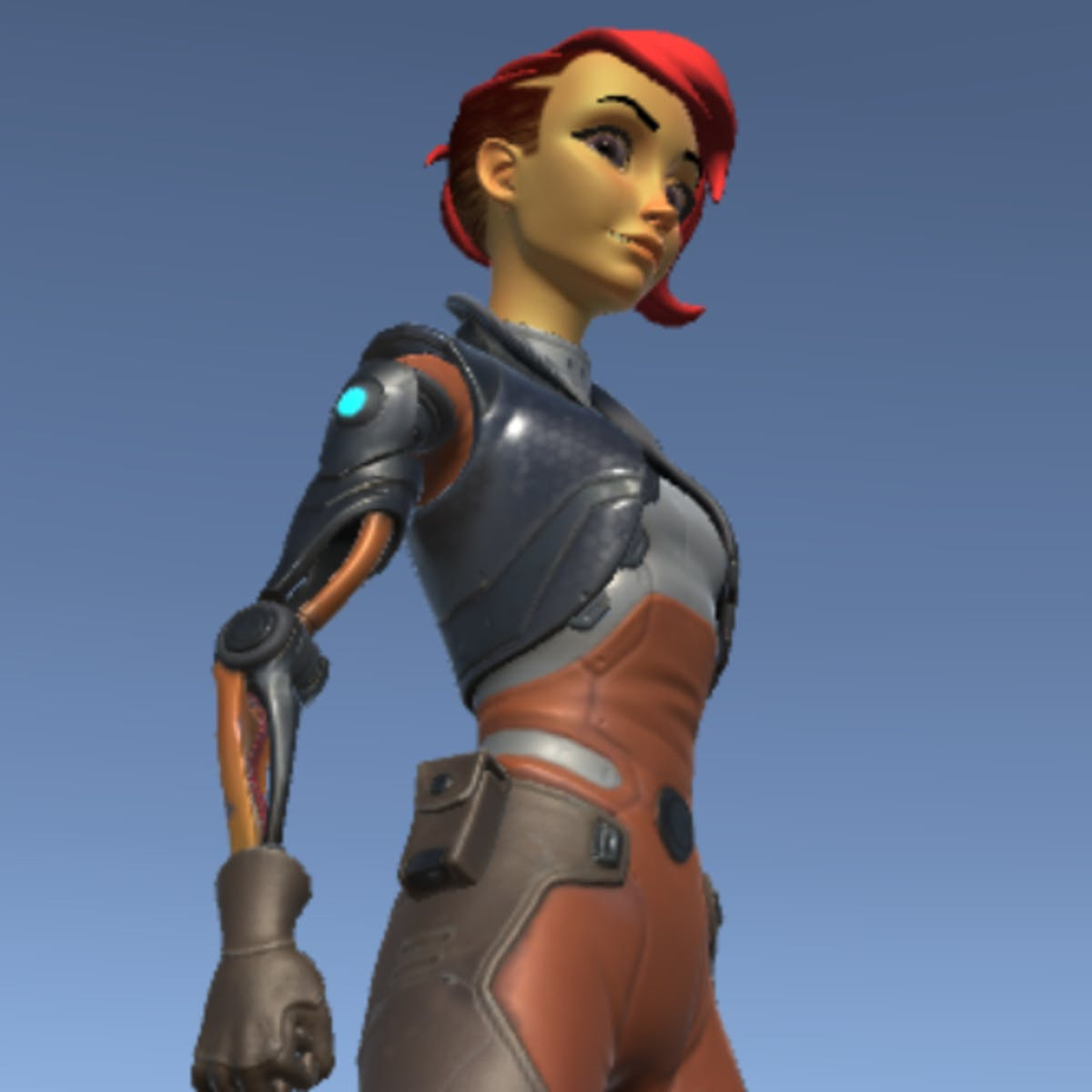 Character Setup and Animation
