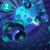 Structure of matter: atoms, molecules, nanomaterials. Part 2