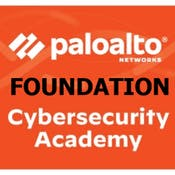 Palo Alto Networks Cybersecurity Foundation