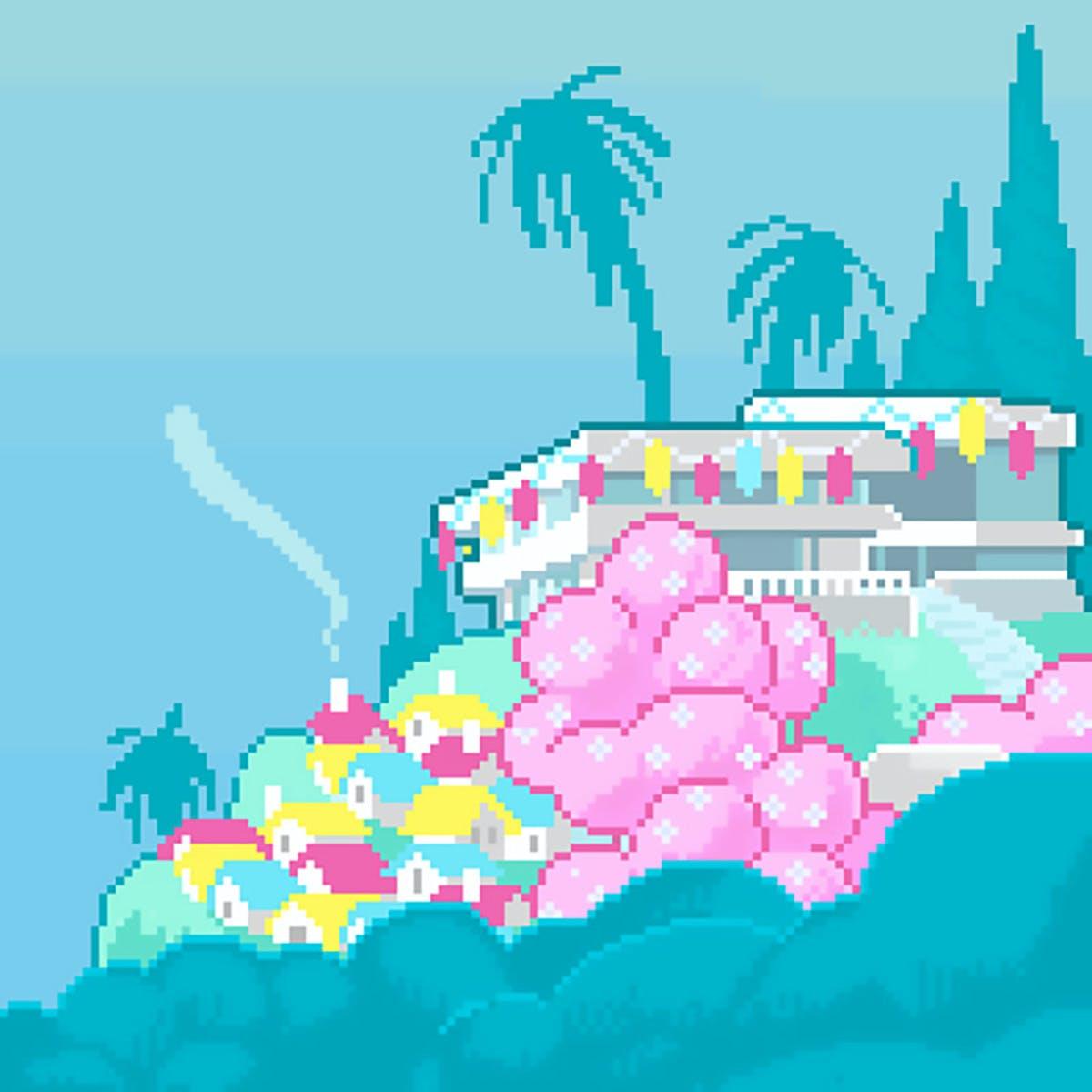 电子游戏中的世界设计