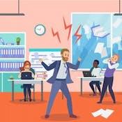 Управление конфликтами и стрессами в организации