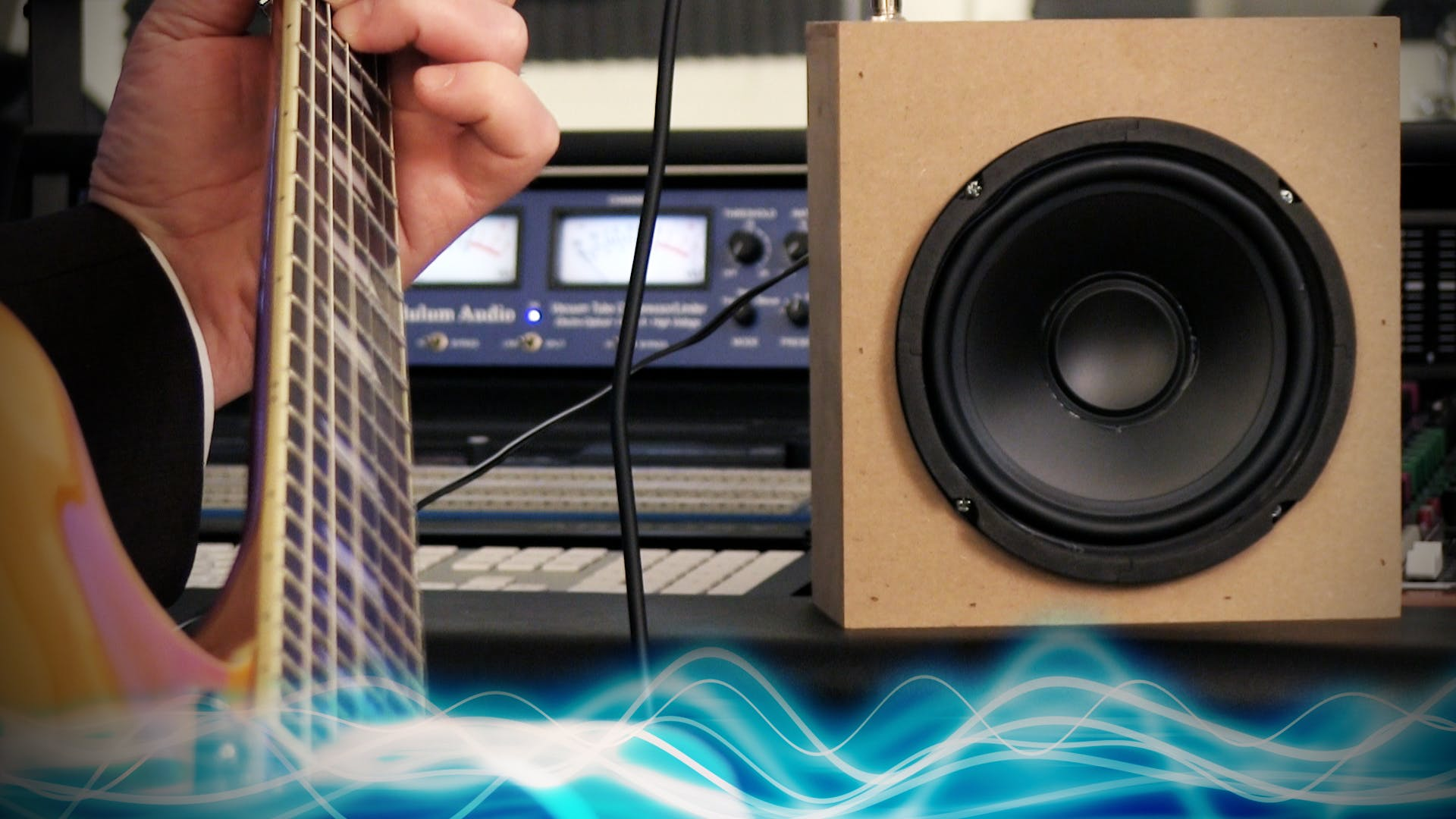 Fundamentals Of Audio And Music Engineering Part 1 Musical Sound Ac Circuit Experiment Box Electrical Training Equipment Basic Electronics Coursera