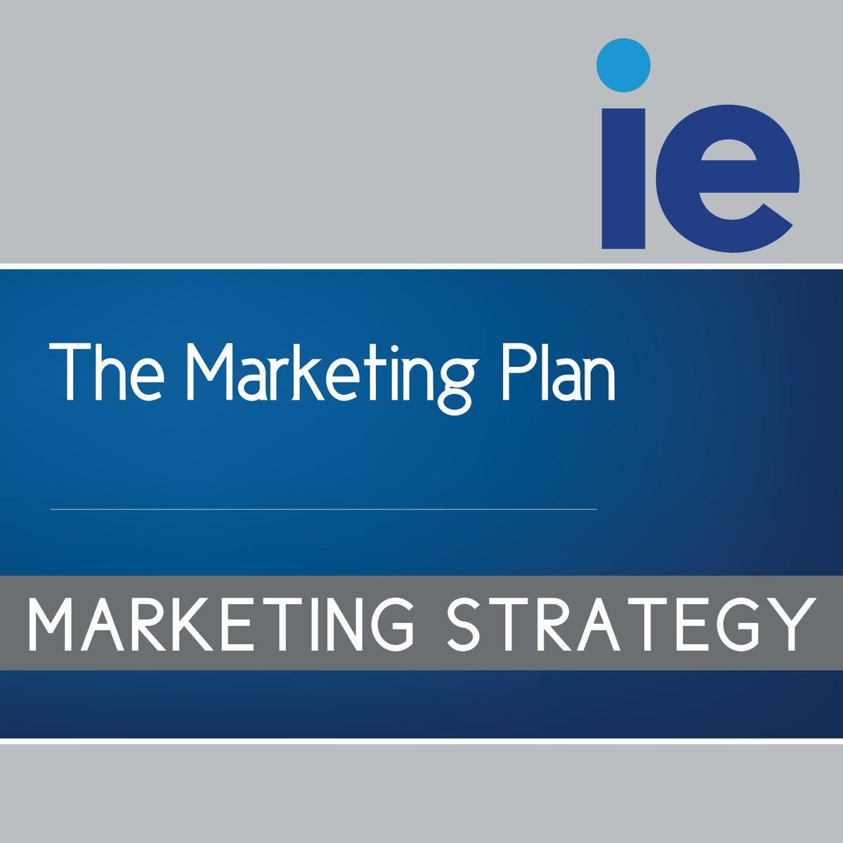 The Marketing Plan | Coursera