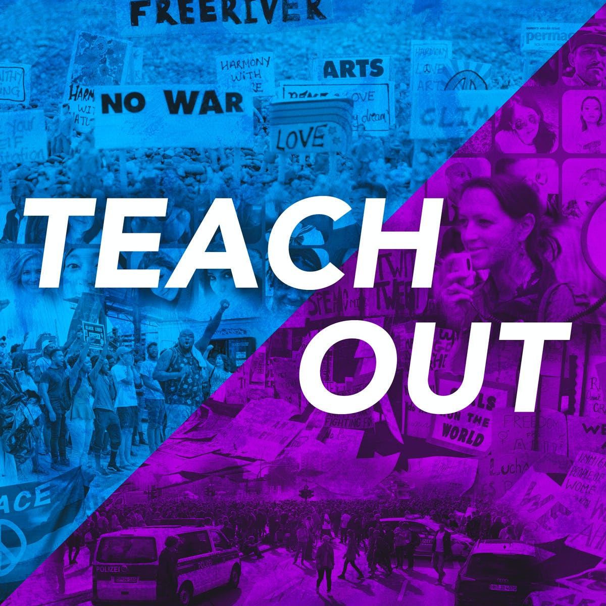 Community Organizing for Social Justice Teach-Out