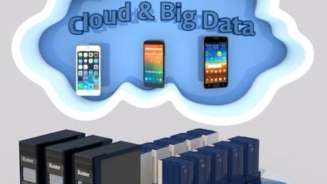 Big Data, Cloud Computing, & CDN Emerging Technologies