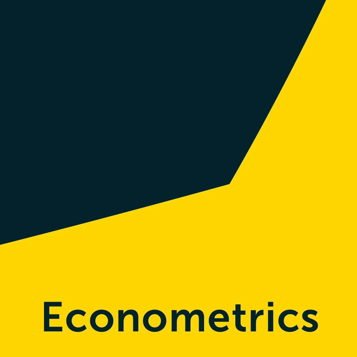 计量经济学:方法与应用