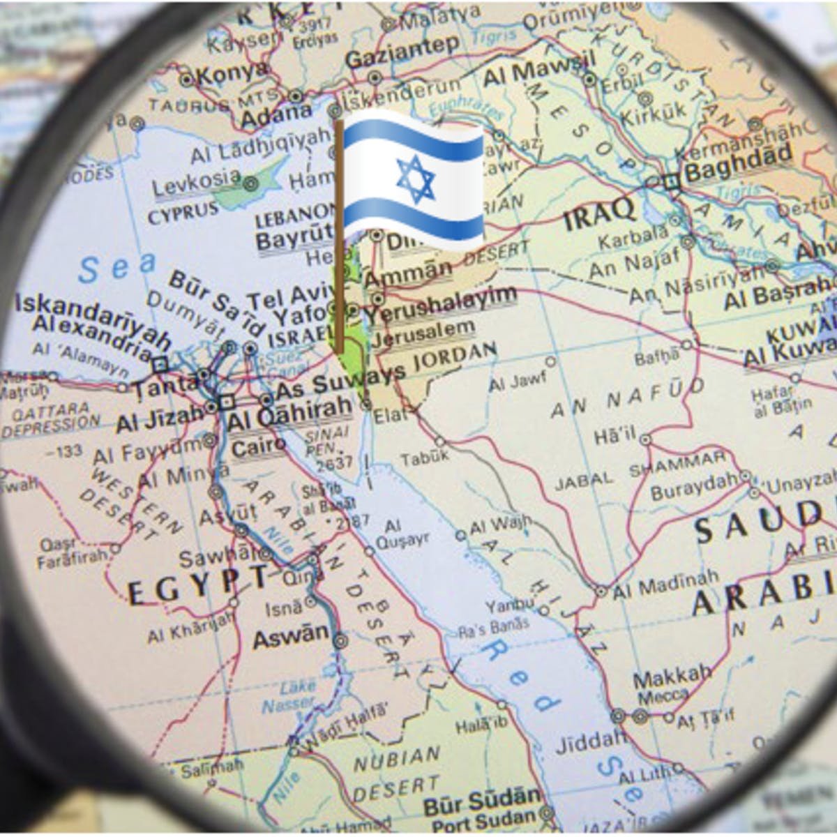 The History of Modern Israel - Part I: From an Idea to a State