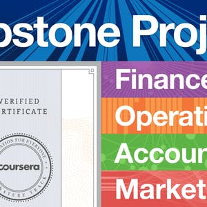 Wharton Business Foundations Capstone