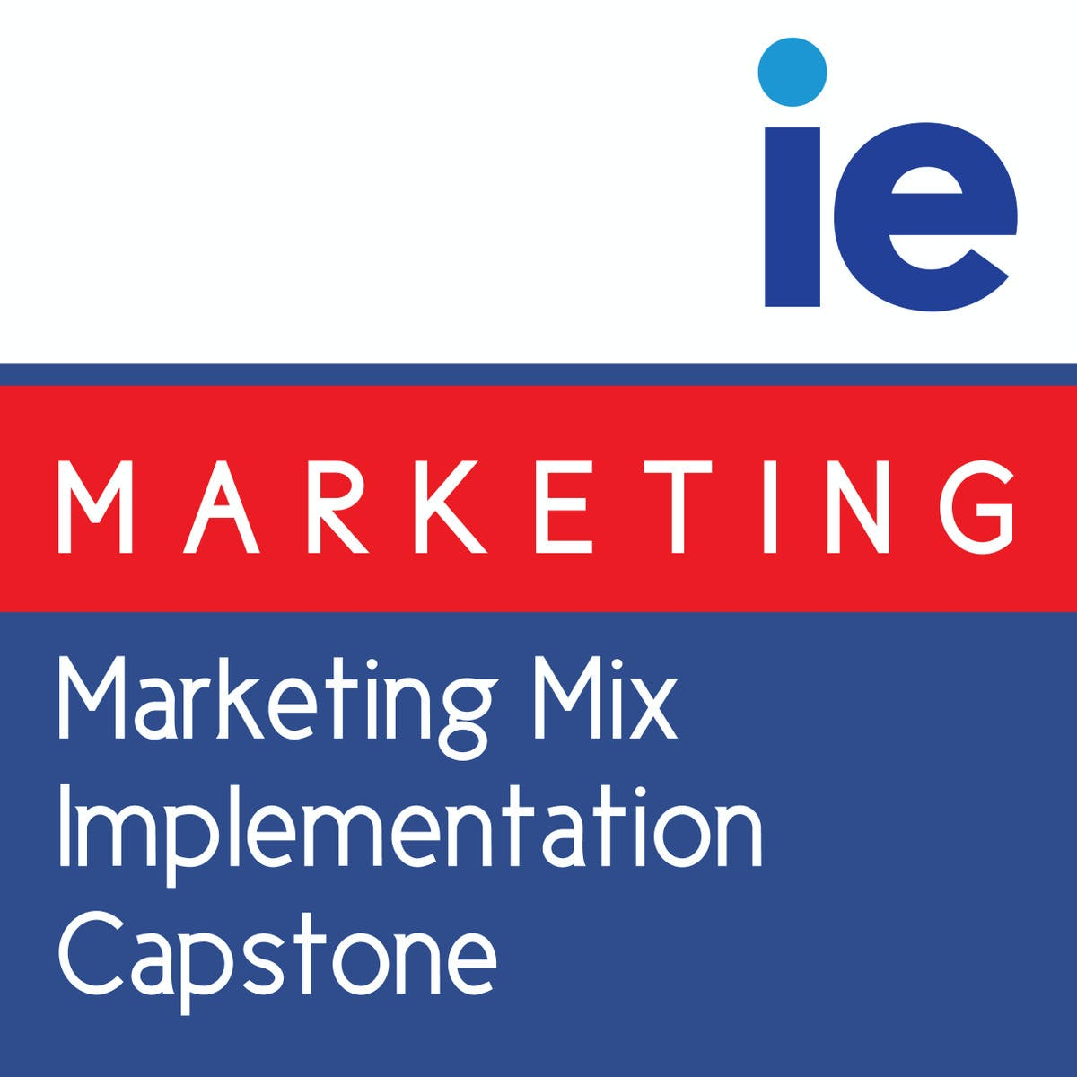Marketing Mix Implementation Capstone