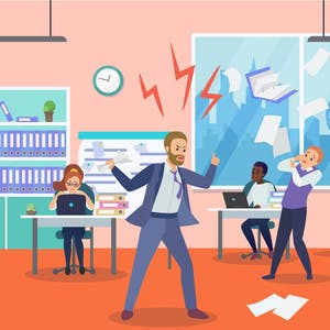 Conflict and stress management
