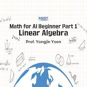Math for AI beginner part 1 Linear Algebra