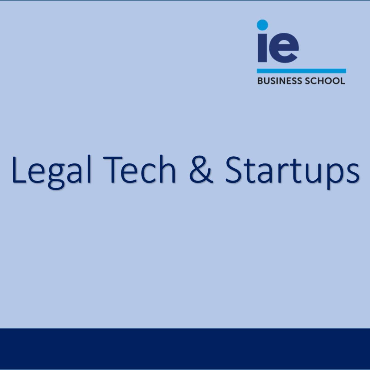 Legal Tech & Startups