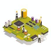 Cómo entrenar a tus electrones 2: Diodos y Transistores
