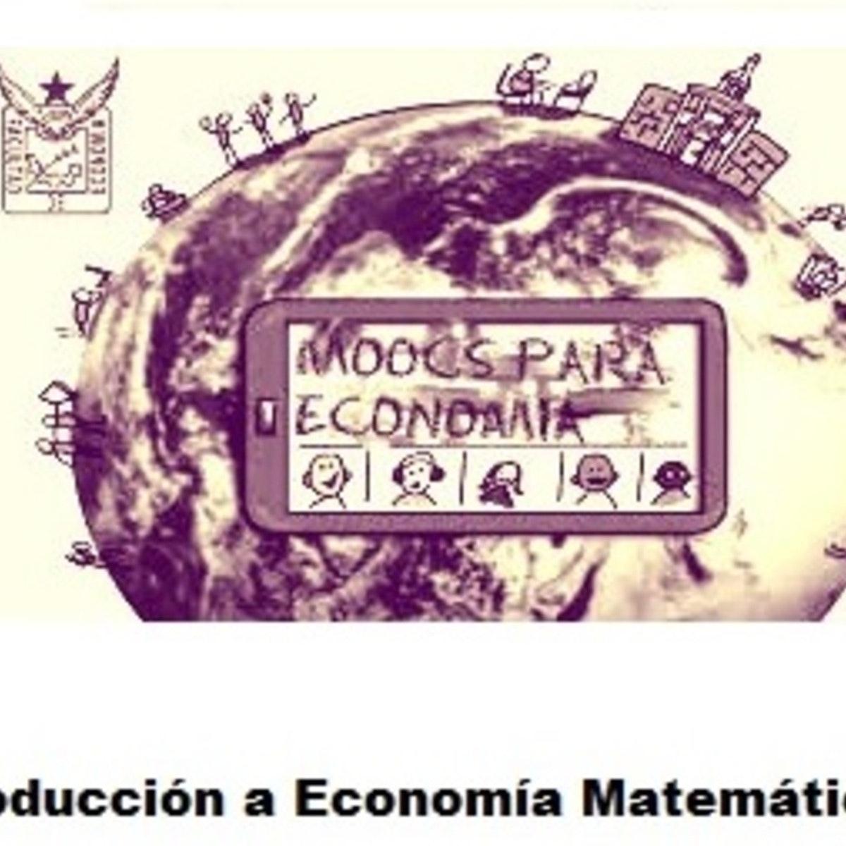 Introducción a Economía Matemática 1