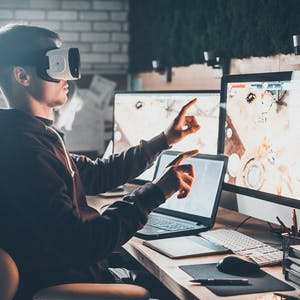 VIU Online Courses Making Your First Virtual Reality Game for Virginia International University Students in Fairfax, VA