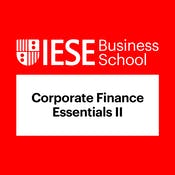 Corporate Finance Essentials II