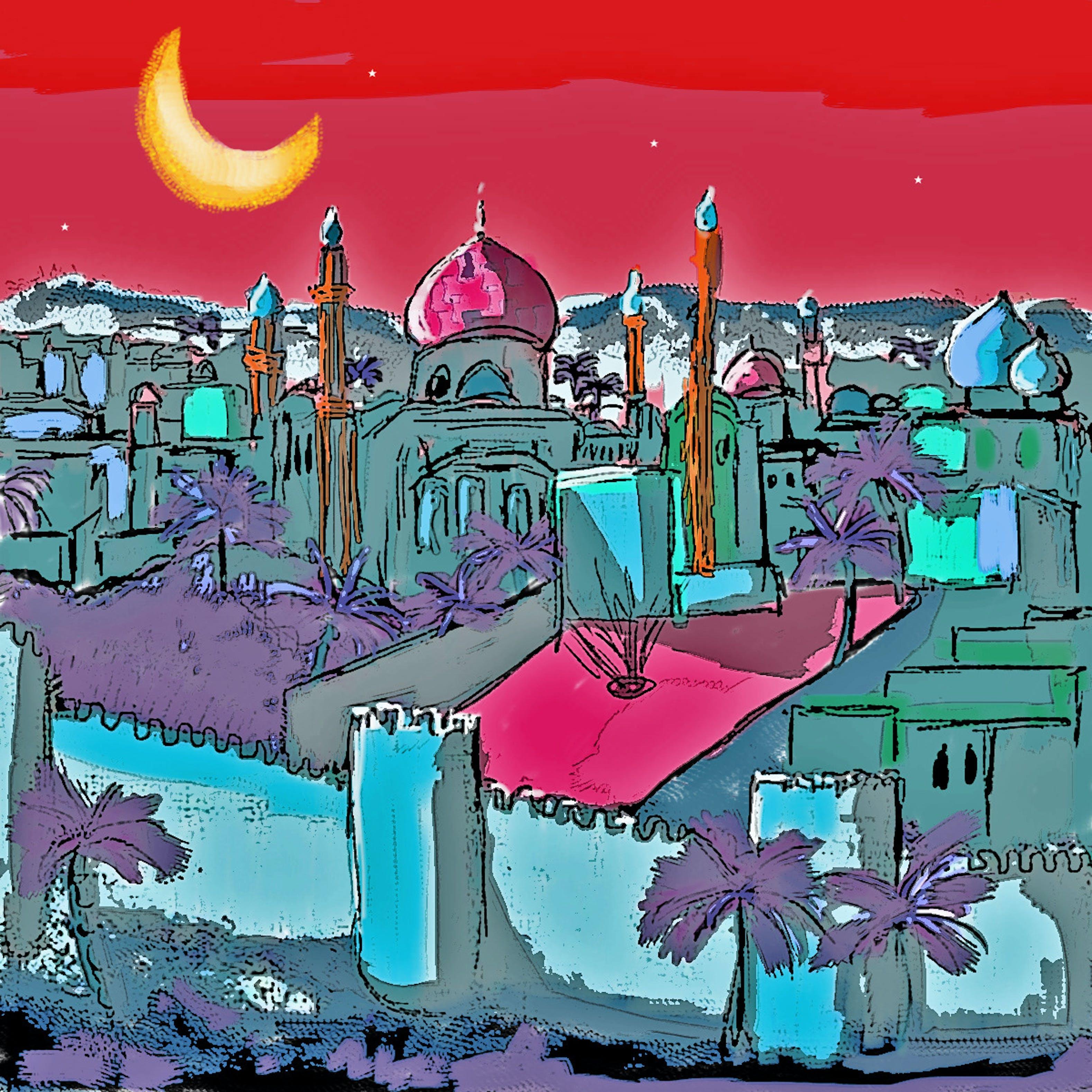 The Cosmopolitan Medieval Arabic World | Coursera