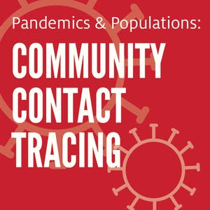 Stanford Online Courses Population Health During A Pandemic: Contact Tracing and Beyond for Stanford University Students in Stanford, CA