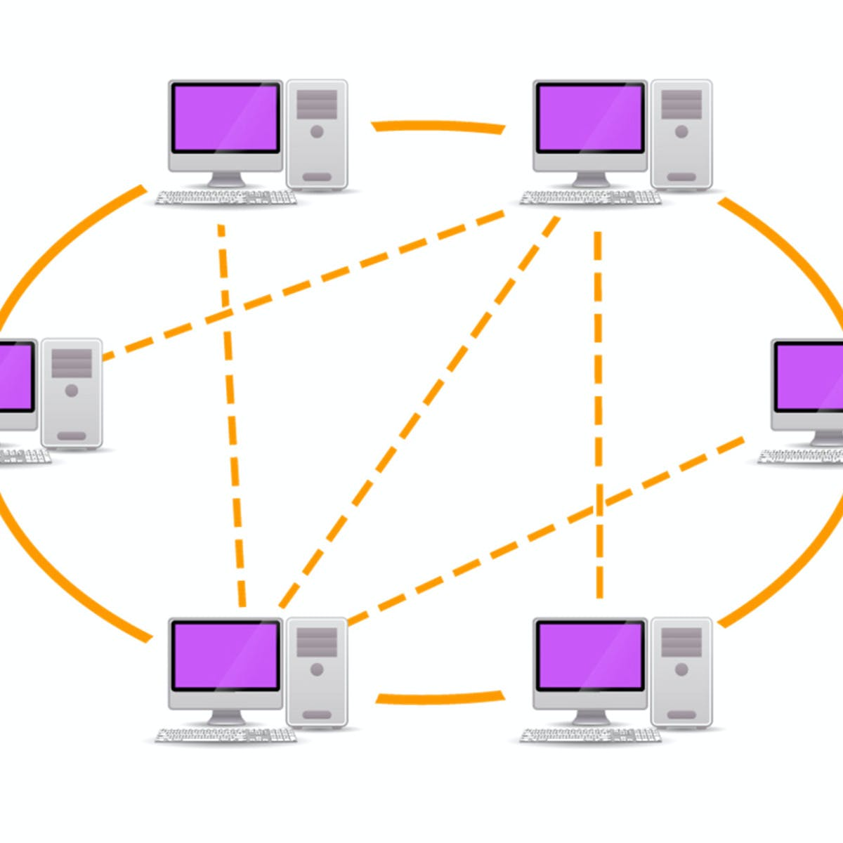 peer to peer protocols and local area networks coursera