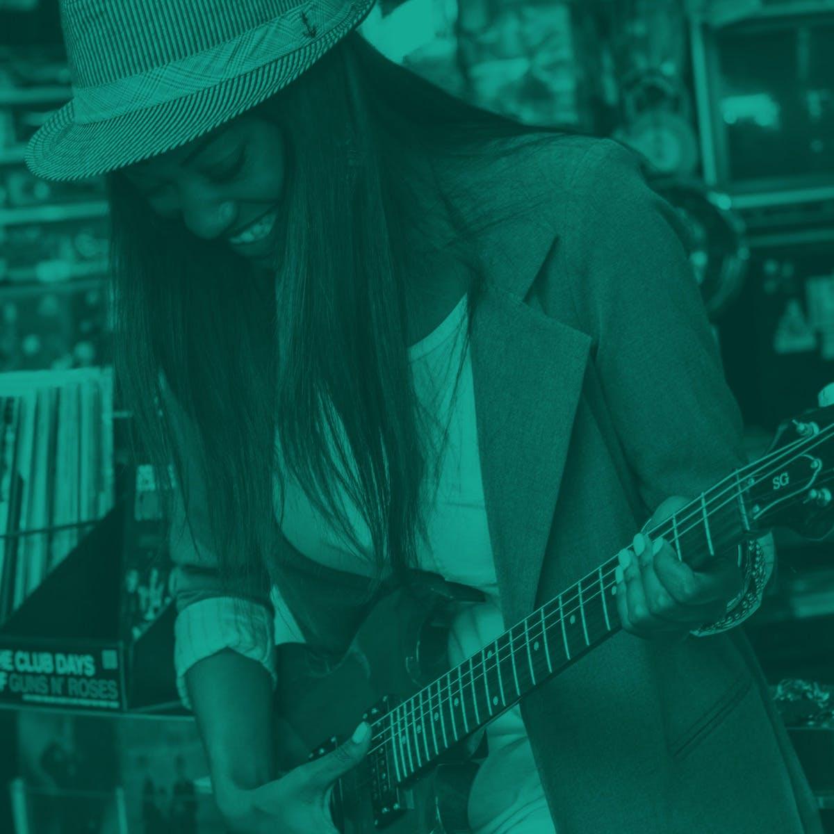 Introdução à Guitarra