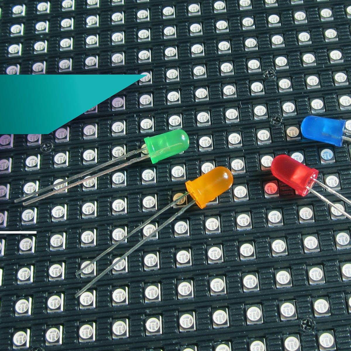Enseignes et afficheurs à LED