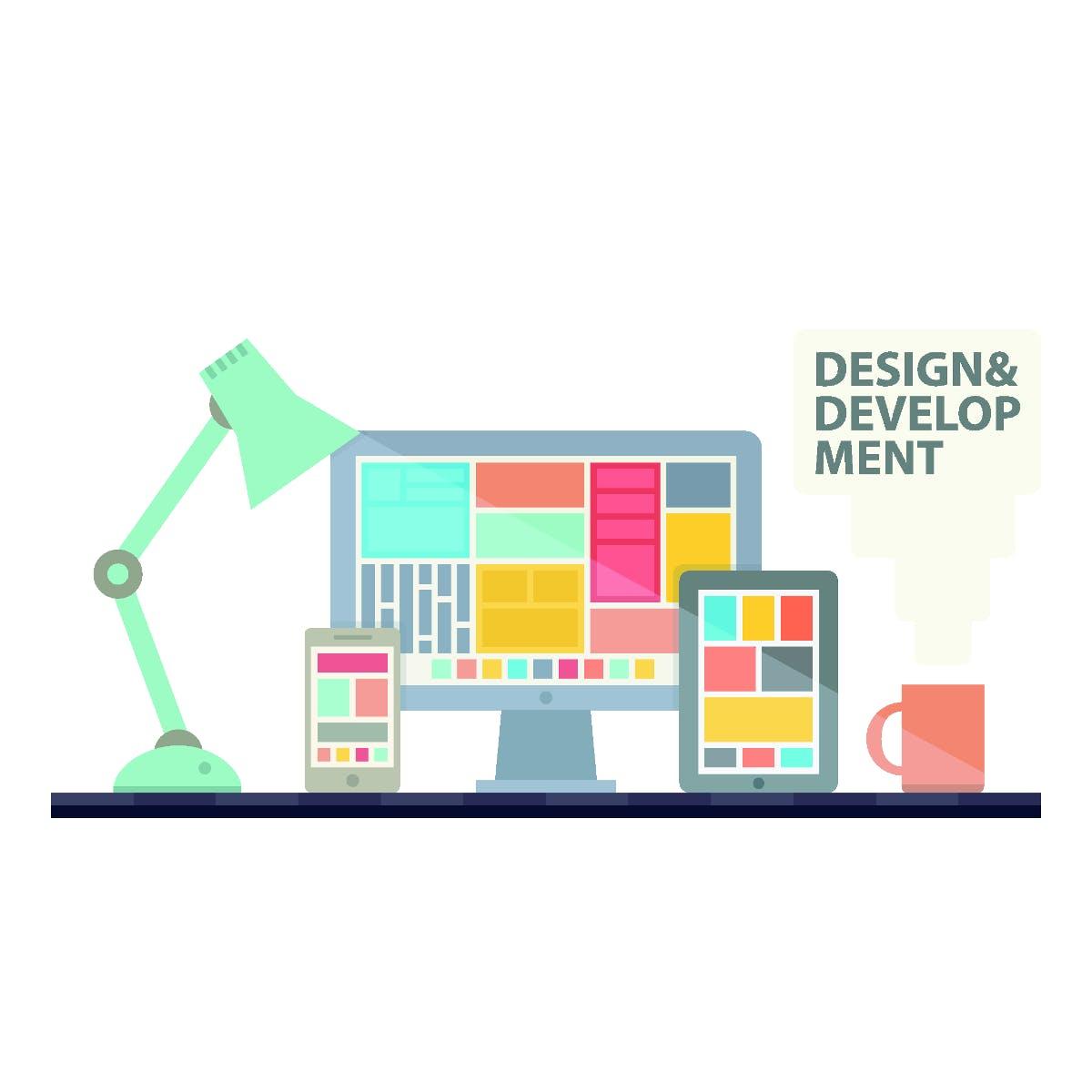 响应式网站开发与设计毕业项目