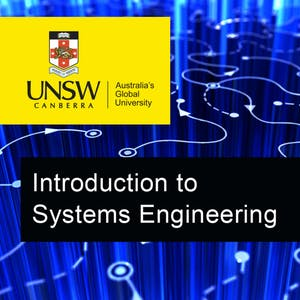 Massachusetts Online Courses Introduction to Systems Engineering for University of Massachusetts-Amherst Students in Amherst, MA