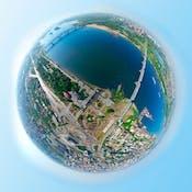 Фотограмметрическая обработка материалов аэрофотосъемки с БПЛА