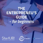 The entrepreneur's guide for beginners