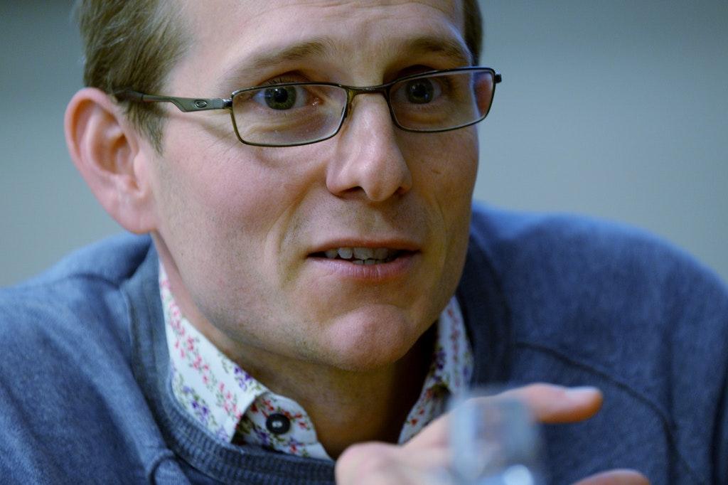 Dr J. Simon Rofe, SOAS, University of London
