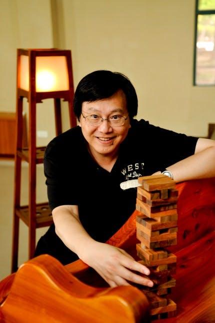 劉少雄 Siu-Hung Lau