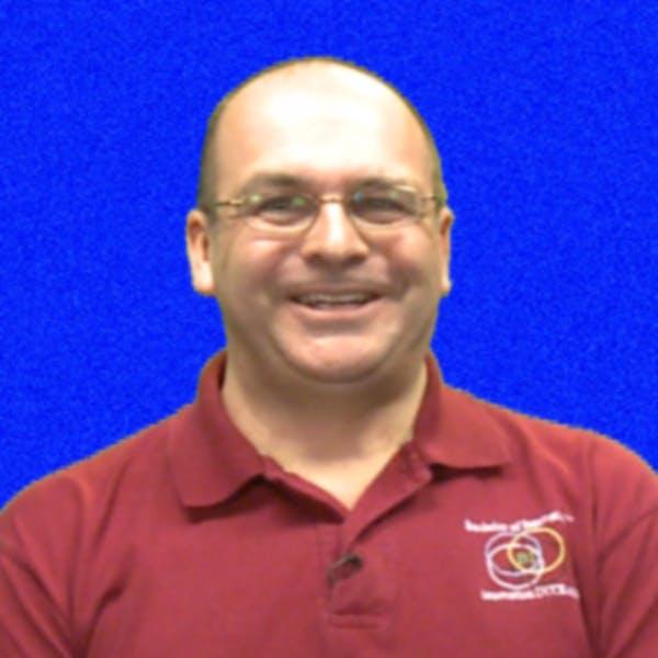 """Dr. Tim """"Dr. T"""" Chamillard"""