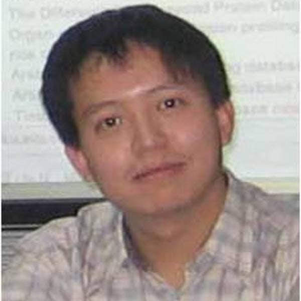 Ge Gao 高歌, Ph.D.