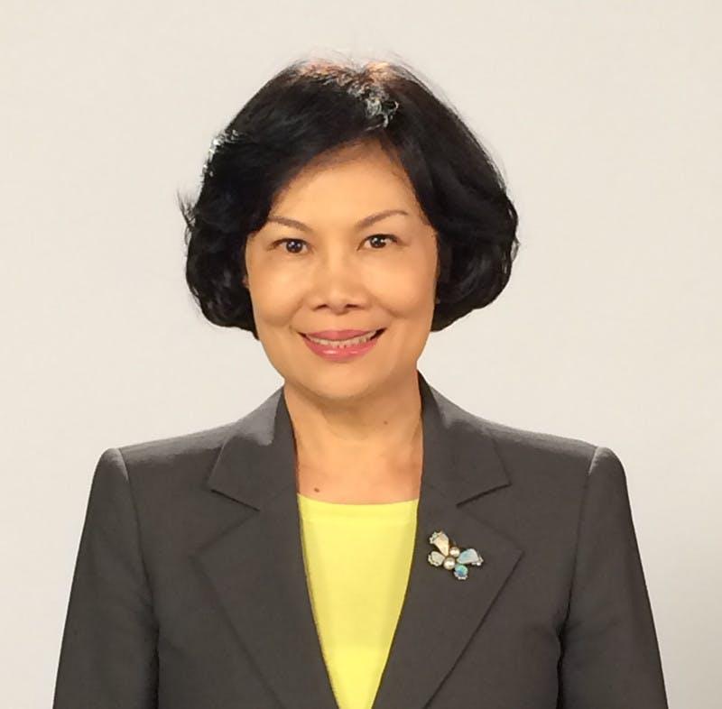 陳嫦芬  Chang-Fen Felice Chen