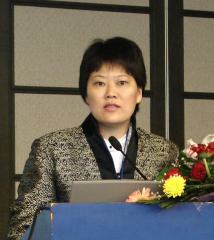 Prof. Ming Zhang 张铭