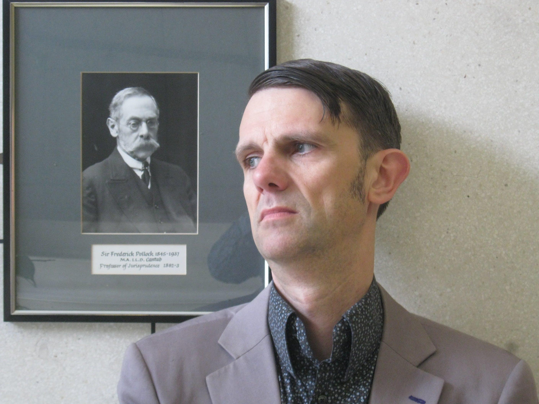 Professor Adam Gearey