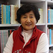 Prof. Lindy Li Mark 李林德