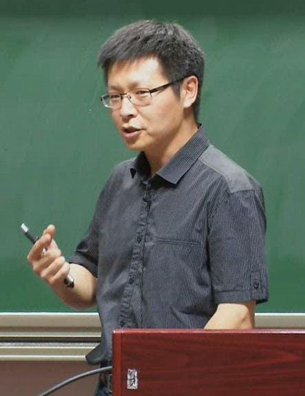 Prof. Jiang Bian