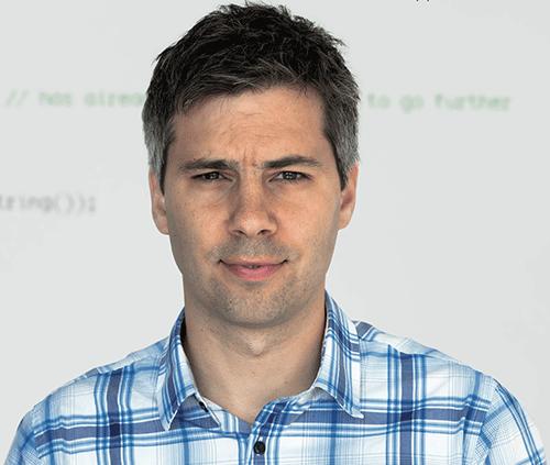 Dr. Marcel Salathé
