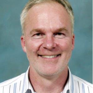 Dr. Brian Aldridge, BVSc, MS, PhD, Dip ACVIM (Large Animal), MRCVS
