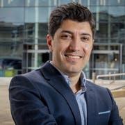 Dr Abas Mirzaei