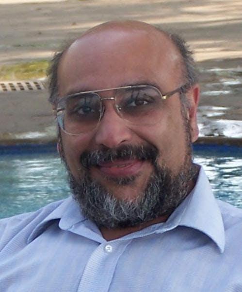 Professor Mayank Dutia