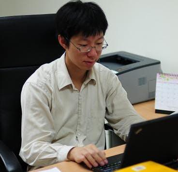 Hsuan-Tien Lin, 林軒田