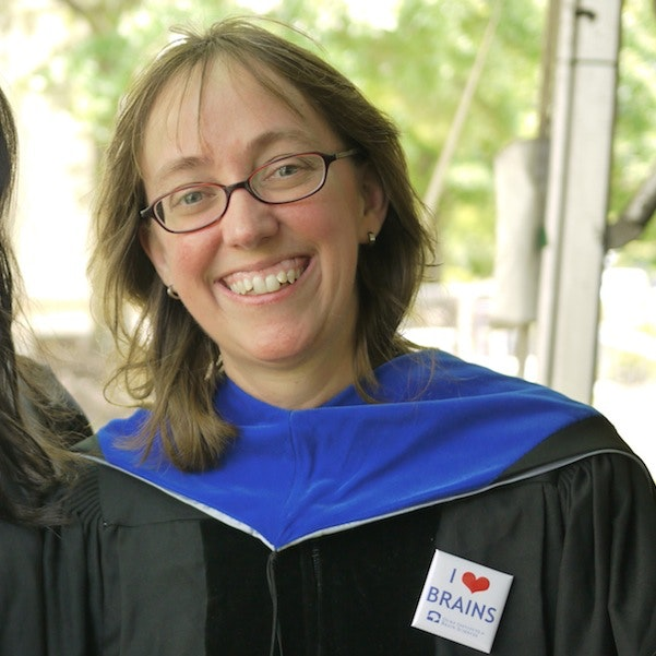 Dr. Jennifer M. Groh, Ph.D.