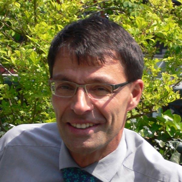 Mr. Bertrand Merminod