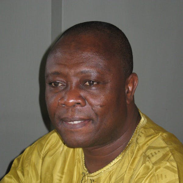 Associate Professor George Oduro