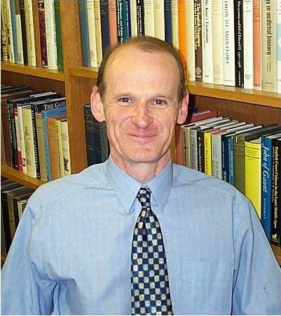 Professor  Nigel Saul