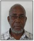 Imagen del instructor, Franklin Mosha, Ph.D.