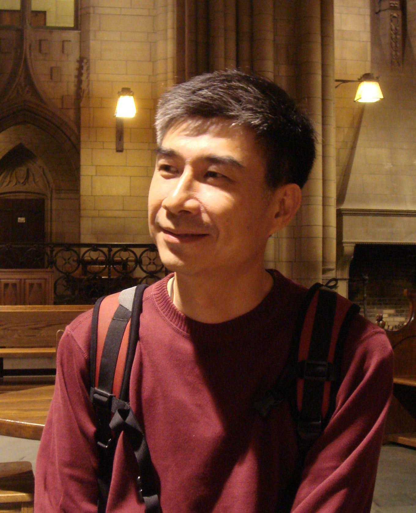 謝尚賢(Shang-Hsien Patrick Hsieh)